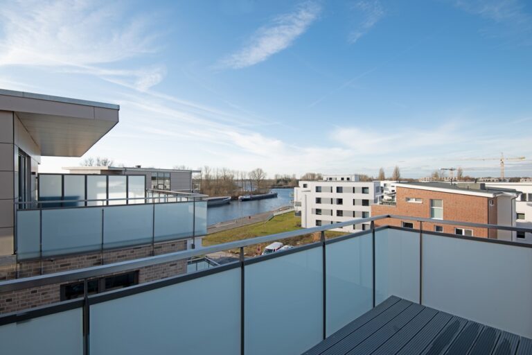 Penthouse - Dachterrasse - W12